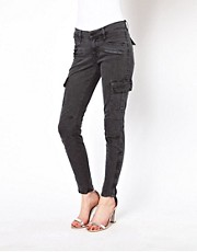 J Brand Grayson Cargo Skinny Jeans