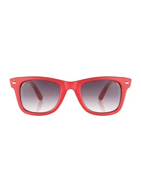 Image 2 ofASOS Wayfarer Sunglasses