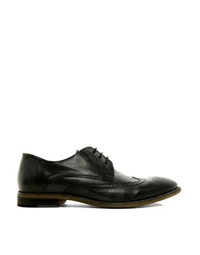 Image 4 ofKG by Kurt Geiger Cassano Washed Brogues