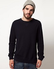Nudie Crew Neck Sweat shirt