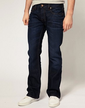 Image 1 ofDiesel Zatiny 73N Bootcut Jeans
