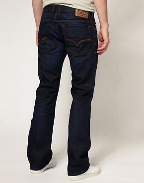 Image 2 ofDiesel Zatiny 73N Bootcut Jeans