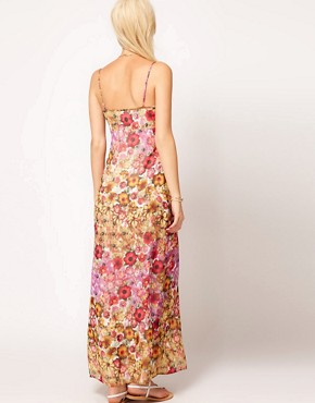 Image 2 of ASOS Maxi Dress In Floral Print