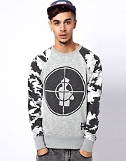 Worn By Sweat with Public Enemy Print