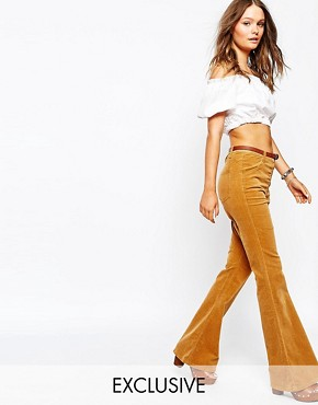 Glamorous Cord Flare Jeans
