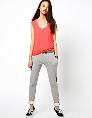 River Island Panel Jogger