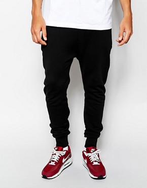 Blood Brother Sweatpants with Zip detail