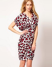 Ruby Rocks Leopard Print Dress