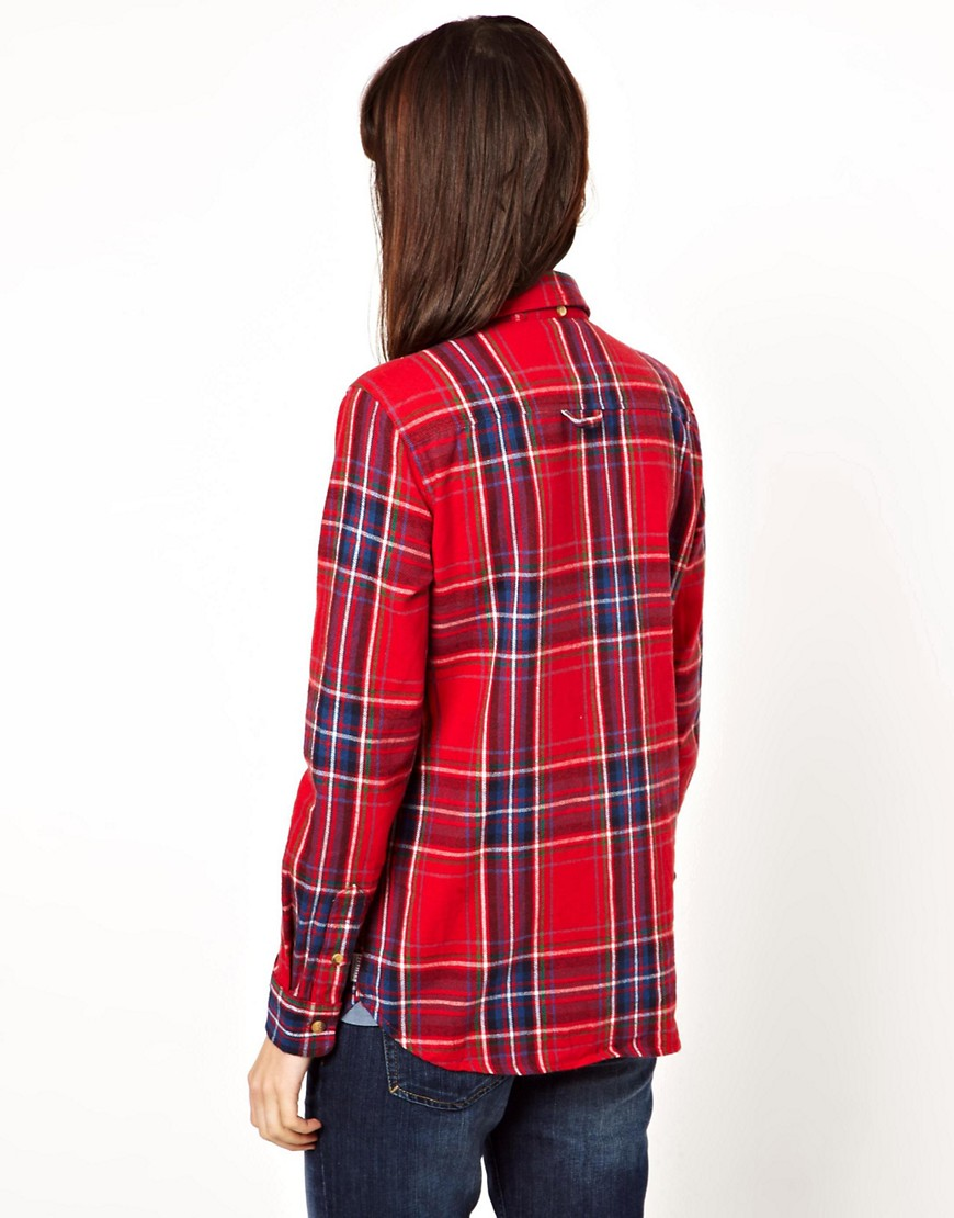 Image 2 of Penfield Checked Shirt