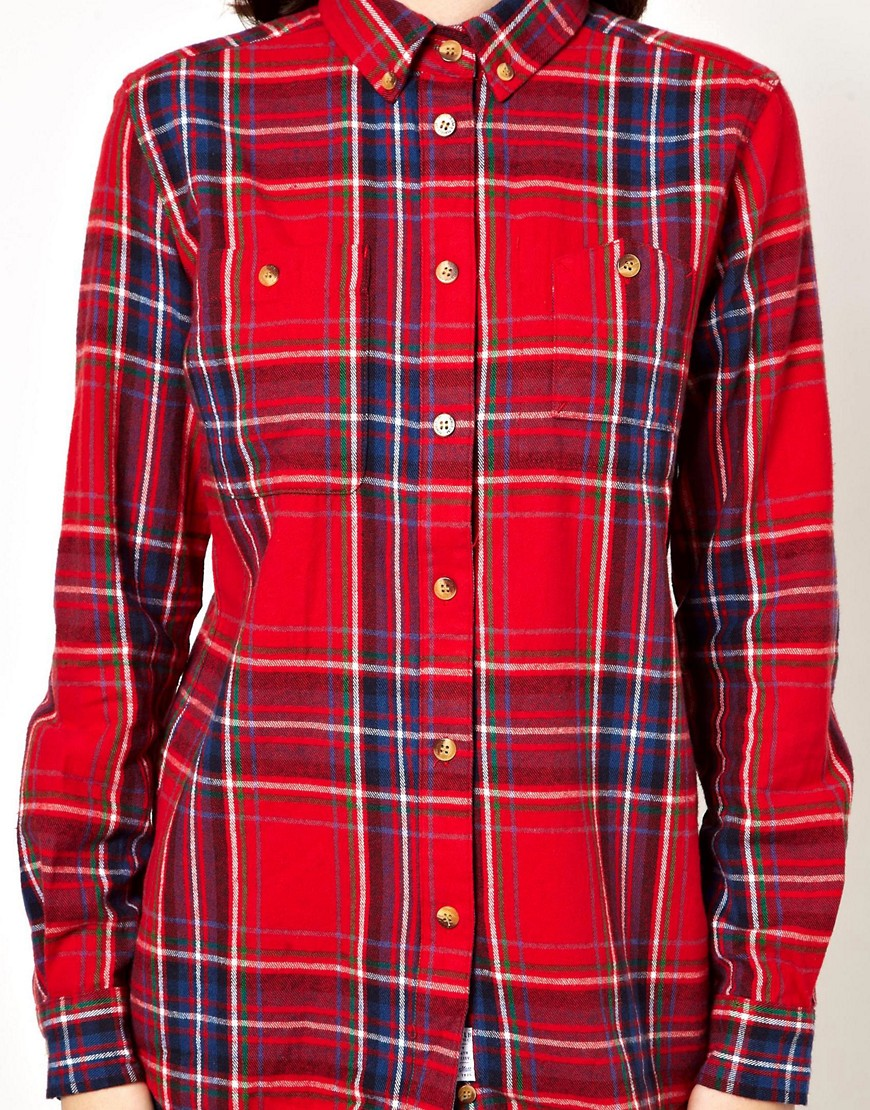 Image 3 of Penfield Checked Shirt
