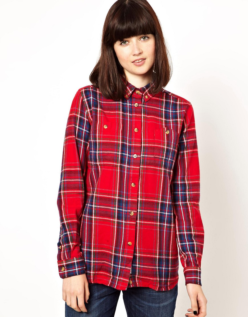 Image 1 of Penfield Checked Shirt