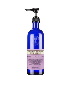 Image 1 ofNeal s Yard Remedies Garden Mint &amp; Bergamot Hand Lotion 200ml