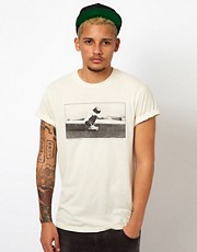 Vans T-Shirt Legends Stecyk Photo Print Slim Fit