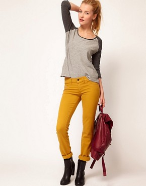 Image 4 of Diesel Livier Coloured Skinny Jean