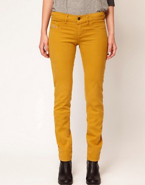 Image 1 of Diesel Livier Coloured Skinny Jean