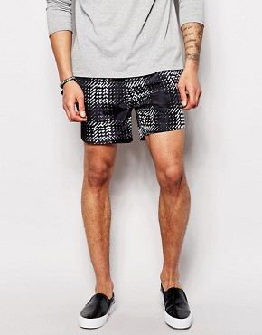 ASOS Woven Shorts In Short Length