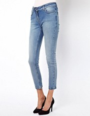 NW3 Slim Summer Jeans in Vintage Wash