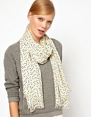 Whistles Multi Sweetheart Scarf