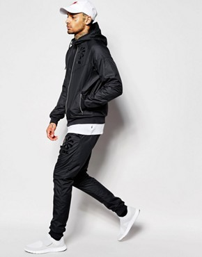 Nike Tracksuit Set In Black 822870-010
