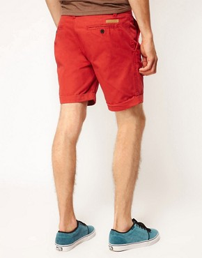 Image 2 ofSelected Three Paris Chino Shorts