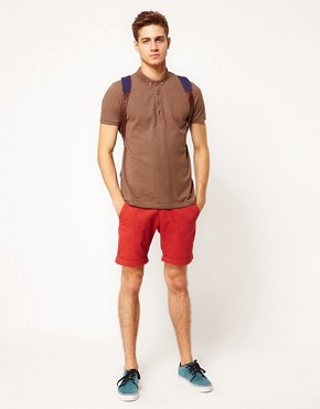 Image 4 ofSelected Three Paris Chino Shorts