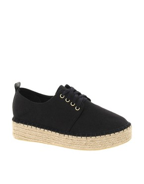 Image 1 ofASOS JAY Flatforms