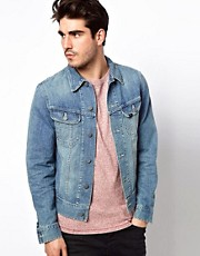 Lee Denim Jacket Slim Rider