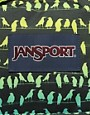 Image 4 ofJansport Backpack with Neon Bird Print