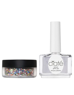 Image 2 ofCiate Sequined Limited Edition Manicure - Harlequin