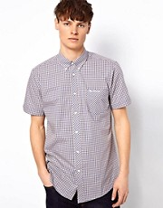 Ben Sherman Ss Shirt Clerkenwell Collar