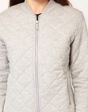 Image 3 of Adidas Quilted Track Top