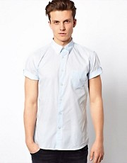 J Lindeberg Shirt With Short Sleeves