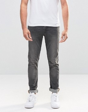 Blend Jeans Cirrus Skinny Fit Stretch in Grey