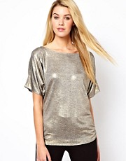 Oasis Foil Cut Out Top