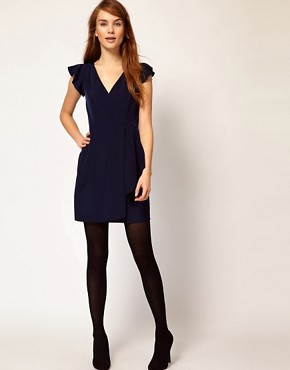 Image 4 of A Wear Wrap Dress