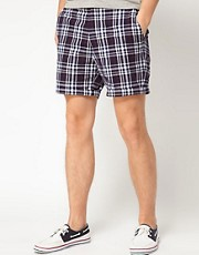 Hentsch Man Shorts Checked Newport