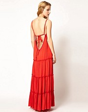 Denim & Supply By Ralph Lauren Maxi Dress With Open Back