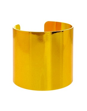 Image 2 ofASOS Multipack Cuff Bracelets &amp; Ring