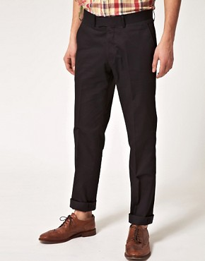 Image 1 ofVito Slim Fit Smart Chino Trouser