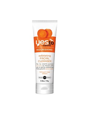 Image 1 ofYes To Carrots Nourishing Exfoliating Facial Cleanser 100ml