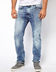Lee Jeans Blue Label Cash Slim Tapered Fit