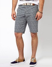 River Island Paisley Shorts