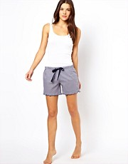 Esprit  Vichy  Pyjama-Shorts