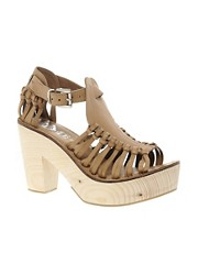 Sole Society Madeleine Heeled Sandal