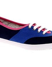 Fred Perry Irma Canvas Sneakers