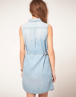 Image 2 ofDiesel Denim Dress