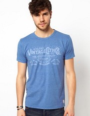 Jack & Jones T-Shirt With Logo Print