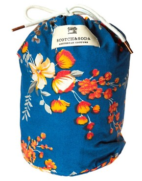 Image 4 ofScotch &amp; Soda Floral Swim Shorts