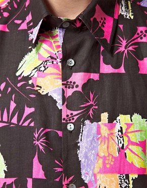 Image 3 ofReclaimed Vintage Hawaiian Shirt