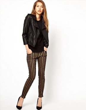 Image 1 ofCurrent/Elliott Stiletto Skinny Jeans